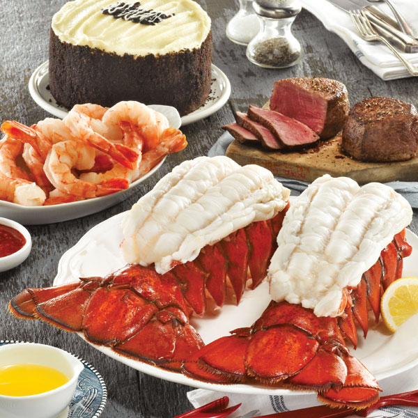 Lobster Tail Dinners