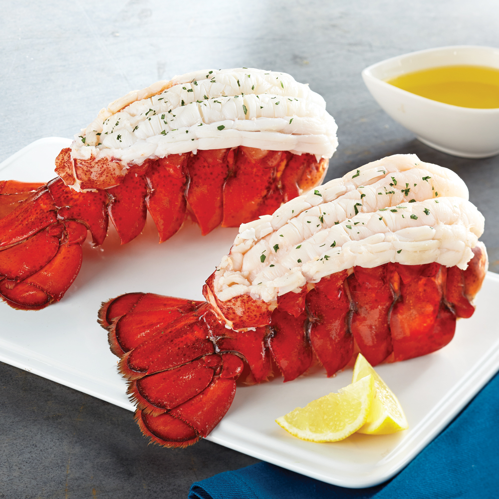 Add-On Fresh-Frozen Lobster Tails