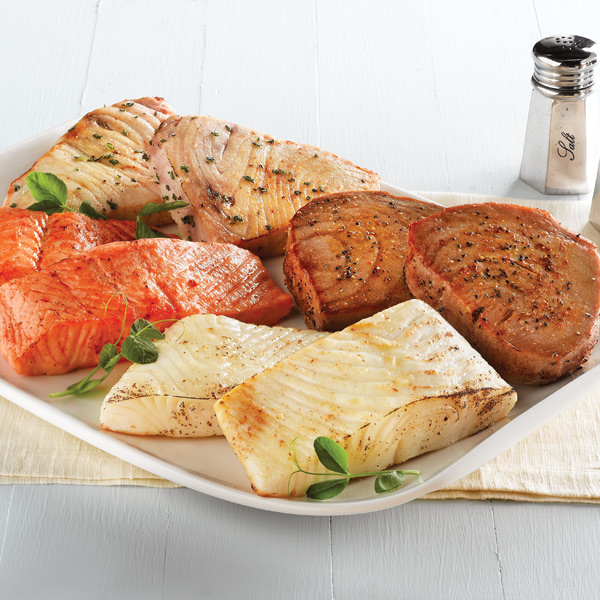 Fisherman's Catch Collection Fresh Fish Gift Package