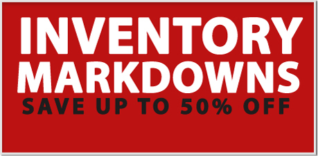 Inventory Markdowns