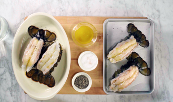 cooking lobster tails - cooking guide - learning center
